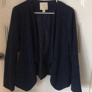 Jackets & Blazers - Navy Blue woman's blazer